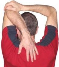 Упражнение №9 - разтягане на раменете
