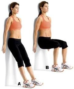 Упражнение №11 - отпускане на мускулите на гърба