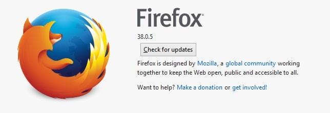 Как да намера парола в Mozila Firefox