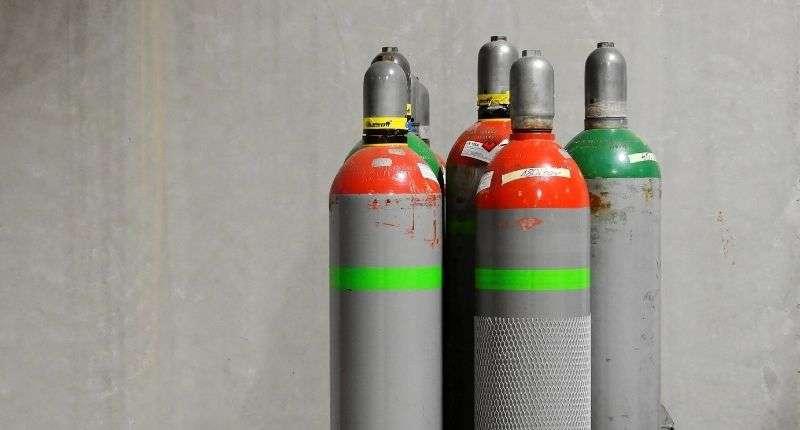 Инструкция за безопасна работа с газови бутилки