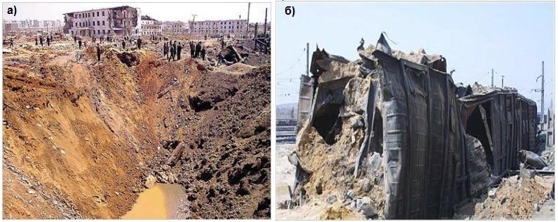 Експлозия на вагони с АС при удар с цистерни с дизелово гориво в Северна Корея