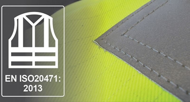 ISo 20471 - облекла с висока видимост