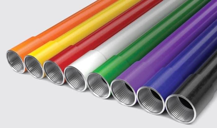 Цветово кодиране на тръбопроводи