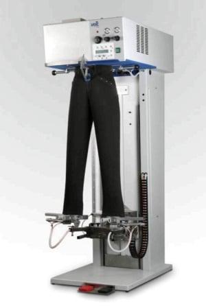 Инструкция за безопасна работа с топер за панталони